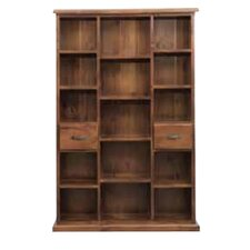 Spring Bookcase with 2 Drawer