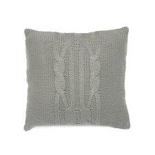 Margate Cable Knit Pillow