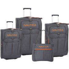 Helmsman 4 Piece Luggage Set