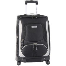 "<strong>Nautica</strong> Downhaul 20"" Expandable Spinner Suitcase"