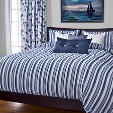 Beachcomber Stripe Duvet Set