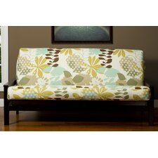 English Garden Zipper Futon Slipcover