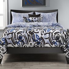 Squiggle Duvet Set