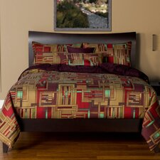 Mission Statement Duvet Set Collection