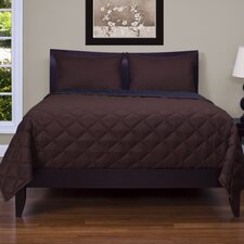 <strong>SIS Covers</strong> Medallion 3 Piece Quilt Set