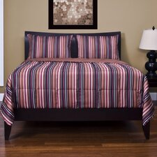 Rockin Stripe 3 Piece Quilt Set Collection