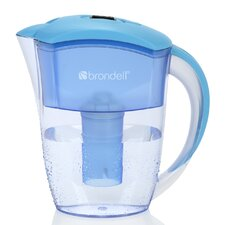 <strong>Brondell</strong> H2O+ Water Filtration Pitcher