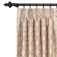 Bardot Bisque Curtain Single Panel