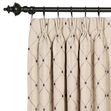 Edith Branson Ivy Curtain Single Panel