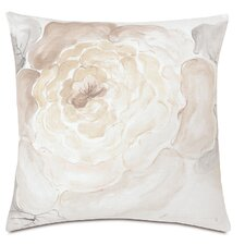 Edith Hand-Painted Motif Accent Pillow