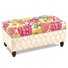 Alexis Storage Chest Ottoman