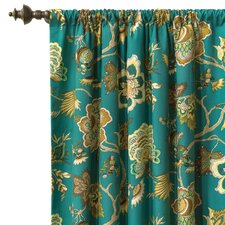 McQueen Curtain Single Panel
