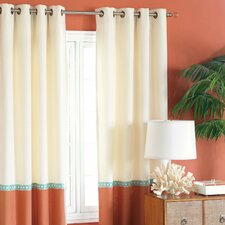 Capri Grommet Curtain Panel