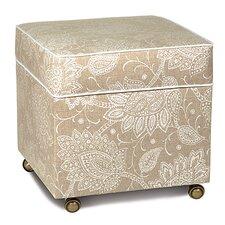 Aileen Cube Ottoman