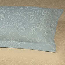 <strong>Eastern Accents</strong> Jacqueline Matelasse Grand Bed Pillow