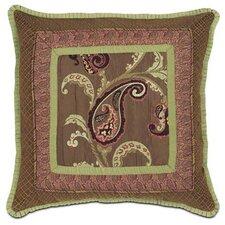 Amelie Border Collage Pillow