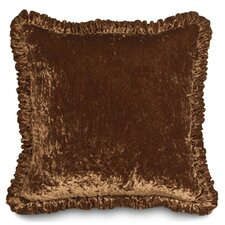 <strong>Eastern Accents</strong> Foscari Glamour Mocha Euro Sham Bed Pillow