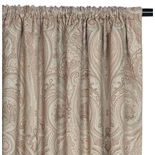 <strong>Eastern Accents</strong> Galbraith Cotton Rod Pocket Curtain Single Panel