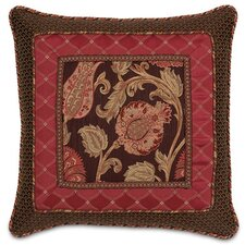 <strong>Eastern Accents</strong> Hayworth Border Collage Pillow