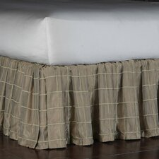 <strong>Eastern Accents</strong> Marbella Veneta Mist Bed Skirt