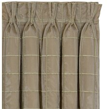 <strong>Eastern Accents</strong> Marbella Cotton Rod Pocket Veneta Curtain Single Panel