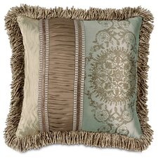 <strong>Eastern Accents</strong> Marbella Cafe Ruched Insert Pillow