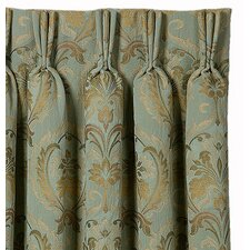 Winslet Cotton Rod Pocket Curtain Single Panel