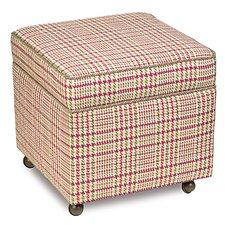 Portia Cube Ottoman