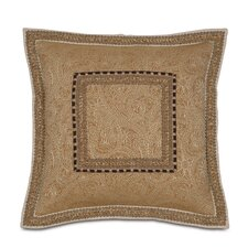 <strong>Eastern Accents</strong> Aston Polyester Leinster Decorative Pillow with Flange