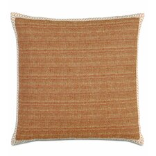 <strong>Eastern Accents</strong> Caicos Polyester Stark Sunset Decorative Pillow with Gimp