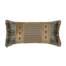 Chapman Polyester Lucerne Embroidered Inserts Decorative Pillow