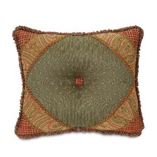 Glenwood Quentin Diamond Tufted Decorative Pillow