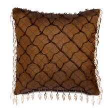 <strong>Eastern Accents</strong> Gershwin Stella Beaded Trim Decorative Pillow