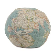 <strong>Eastern Accents</strong> Kai Monde Globe Decorative Pillow