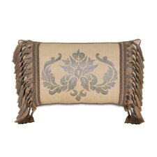 <strong>Eastern Accents</strong> Lancaster Motif Hand Painted Pillow