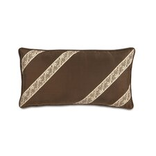 Michon Serico Polyester Decorative Pillow with Border