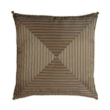 <strong>Eastern Accents</strong> Minori Miyama Mineral Mitered Polyester Decorative Pillow
