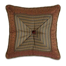 <strong>Eastern Accents</strong> Minori Miyama Mineral Tufted Polyester Decorative Pillow