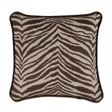 Shamwari Polyester Decorative Pillow with Small Welt
