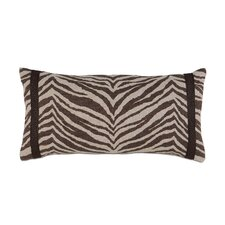 <strong>Eastern Accents</strong> Shamwari Polyester Decorative Pillow with Gimp