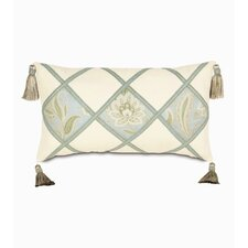 Southport Polyester Diamond Collage Decorative Pillow