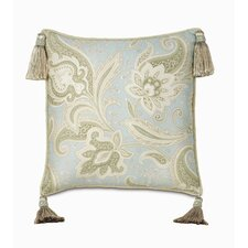 Southport Polyester Decorative Pillow with Tassels