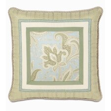 Southport Polyester Border Collage Decorative Pillow