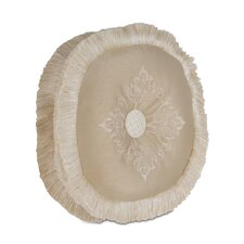 <strong>Eastern Accents</strong> Brookfield Polyester Embroidered Tambourine Decorative Pillow