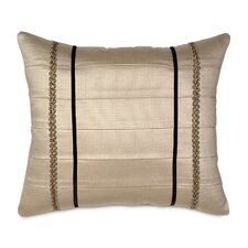 <strong>Eastern Accents</strong> Bellezza Polyester Witcoff Linen Decorative Pillow with Pleats