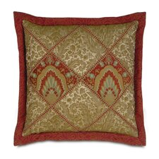 Botham Polyester Diamond Inserts Decorative Pillow