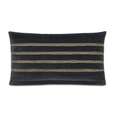 <strong>Eastern Accents</strong> Caldwell Polyester Jackson Decorative Pillow with Pleats
