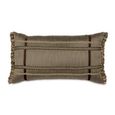 <strong>Eastern Accents</strong> Chapman Polyester Humphery Decorative Pillow with Trims
