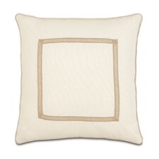 <strong>Eastern Accents</strong> Churchill Polyester Filly Decorative Pillow with Mitered Corners