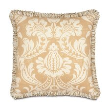 <strong>Eastern Accents</strong> Churchill Polyester Decorative Pillow with Loop Fringe
